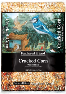 Feathered Friend Cracked Corn 5lb
