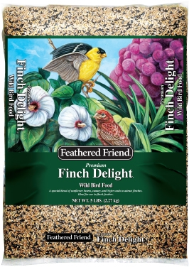 Feathered Friend Finch Delight 5lb