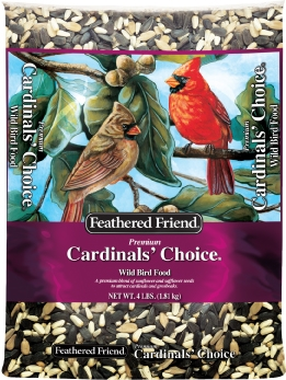 Feathered Friend Cardinals' Choice 4lb