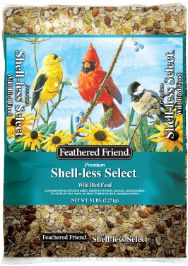 Feathered Friend Shell-less Select 5lb