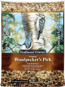 Feathered Friend® Woodpecker's Pick (4#)