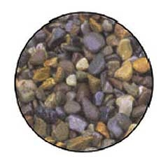 Pea Gravel 3/8 In 1/2 Cu.ft.