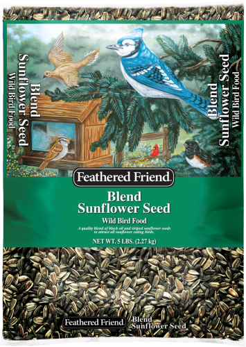 Feathered Friend Sunflower Blend 5lb