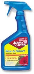 Bayer® Advanced Rose & Flower Insect Killer (24 Oz RTU)