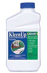 Agway Kleenup Grass & Weed Killer Concentrate Qt