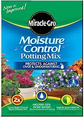 Miracle-gro Moisture Control Potting Mix 1cf