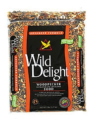 Wild Delight Woodpecker Nuthatch & Chickadee Food 20lb