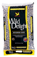 Wild Delight Songbird Food 20lb