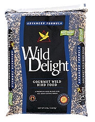 Wild Delight Gourmet Wild Bird Food 20lb