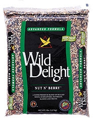 Wild Delight Nut N Berry Pail 16lb
