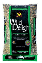 Wild Delight Nut N Berry 20lb