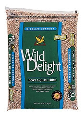 Wild Delight Dove/quail Food 10lb