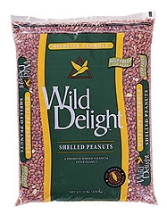 Wild Delight Shelled Peanuts 20lb