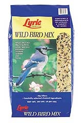 Lyric Wild Bird Food Mix 5lb