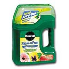 Miracle-gro Shake-n-feed Continuous Release 4.5lb