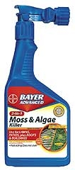 Bayer Advanced 2-n-1 Moss/algae Killer Rts 32oz
