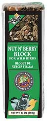 Wild Delight Nut & Berry Block 13oz