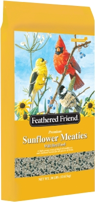 Feathered Friend Sunflower Meaties 30lb
