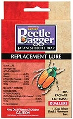 Bonide Japanese Beetle Trap Replacement Lures
