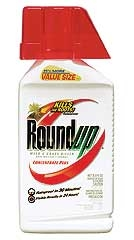 Roundup Weed And Grass Killer Concentrate Plus 36.8oz