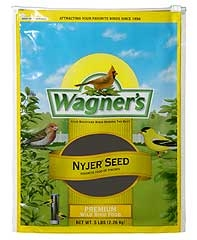 Wagner Nyjer Thistle Bird Seed 5 Lb