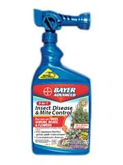 Bayer Advanced 3-in-1 Insect, Disease & Mite Control Rts 32oz