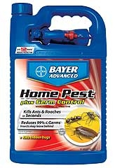 Bayer Advanced Home Pest Plus Germ Control 1gal