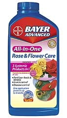 Bayer Advanced All-in-one Rose And Flower Care 32oz