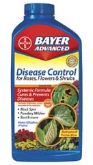 Bayer Advanced Disease Control For Flowers & Roses 32oz