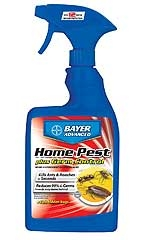 Bayer Advanced Home Pest Plus Germ Control Rtu 24oz
