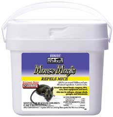 Bonide No Escape Mouse Magic Repellent 12/pk