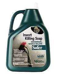 Safer Insecticidal Soap Killer 16oz