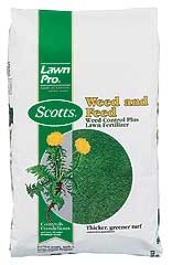 Scotts Lawn Pro Weed Feed 5m