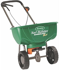 Scotts Turf Builder Edgeguard Deluxe Spreader