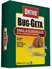 Ortho Bug-geta Snail And Slug Killer 4.25 Lb