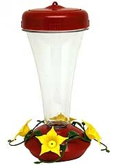 Perky-pet Aster Hummingbird Feeder