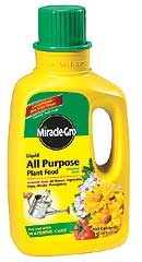 Miracle-gro Water Soluble All Purpose Plant Food 8oz