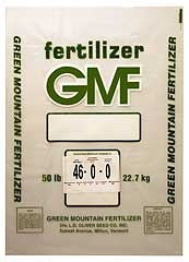 Green Mountain Fertilizer Urea 50lb