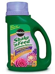 Miracle-gro Shake-n-feed Bloom Booster 4.5lb