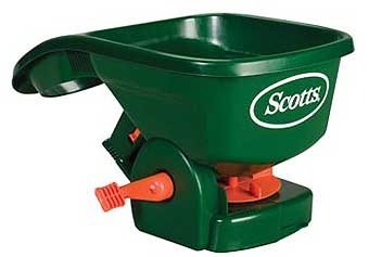 Spreader-hand Held Green Ii