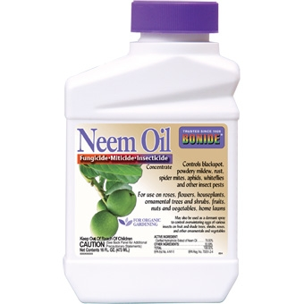 Bonide Neem Oil Concentrate 160z