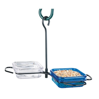 Stokes Snacks N Treats Double Hanging Feeder