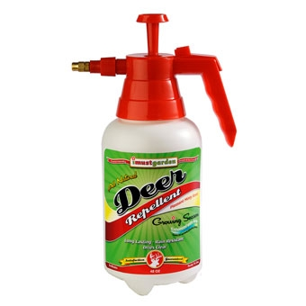 I Must Garden All Natural Deer Repellent Minty Scent Rtu 48 Oz