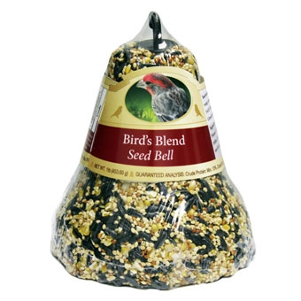Heath Birds Blend Bell Seed Cake 1 Lb