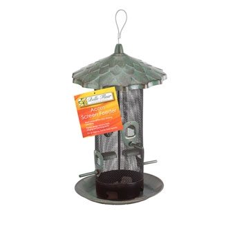 Belle Fleur Acorn Screen Feeder