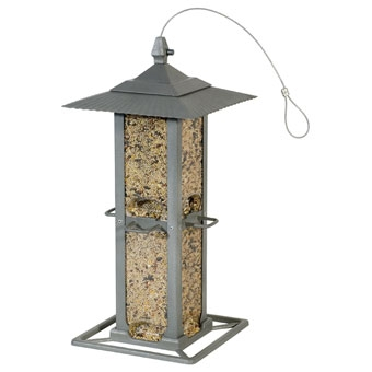 Perky Pet Watchtower Bird Feeder
