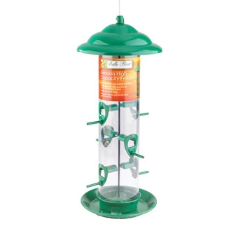Belle Fleur Sedona High Capacity Bird Feeder