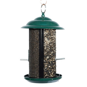 Feathered Friend Metal Mesh Combo Screen Bird Feeder Medium