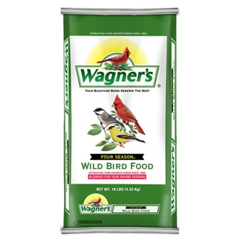 Wagner's Four Season Wild Bird Food 10 Lb