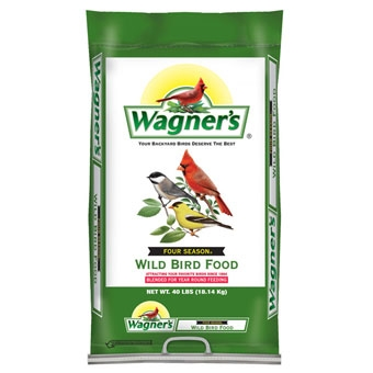 Wagner's Four Season Wild Bird Food 40 Lb